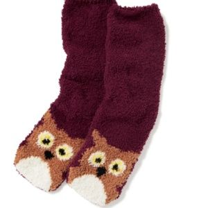 Accessories - owl soft socks